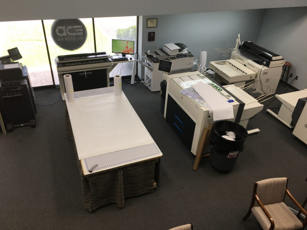 Ace printers